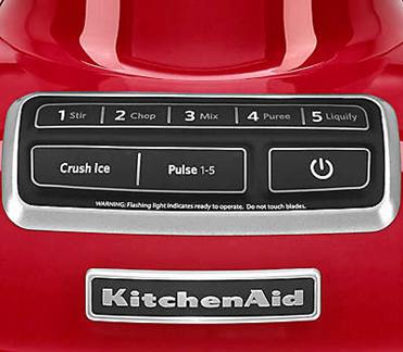 KitchenAid 5-Speed Diamond Interface