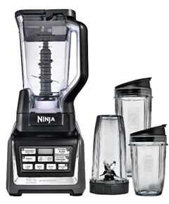 Nutri Ninja BL642 with wide sizes of containers