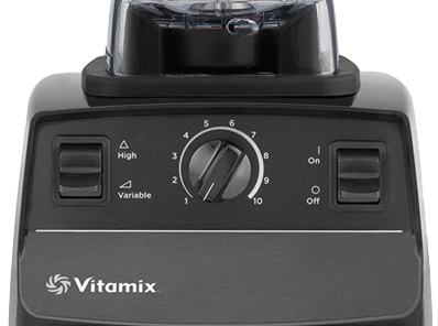 Vitamix 5200 with fully-analog control knob
