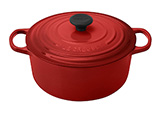 Le Creuset Signature Enameled Cast Iron Dutch Oven Review