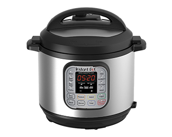 Best All-Around : Instant Pot IP-DUO60 7-in-1 Multi-Functional Pressure Cooker