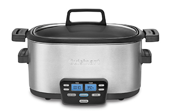 Best Versatile : Cuisinart 3-in-1 Cook Central Multi Cooker