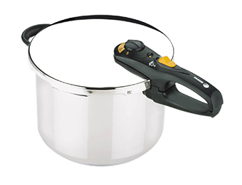 Best Budget : Fagor Duo Stainless Steel Pressure Cooker