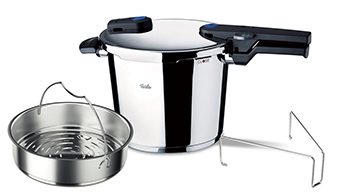 Best Performance : Fissler Vitaquick Pressure Cooker